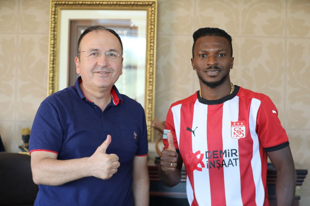 Sivasspor Expect 'Countless Goals' From New Loanee Signing Olanrewaju