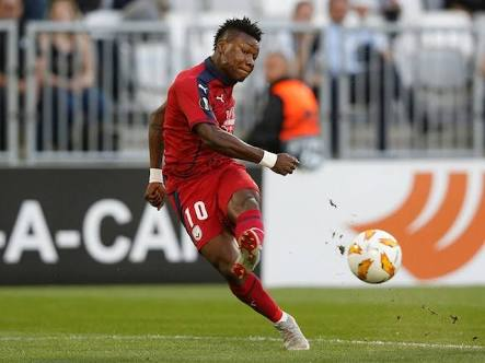 Ligue 1: Kalu On Target In Bordeaux Defeat Vs  Lens
