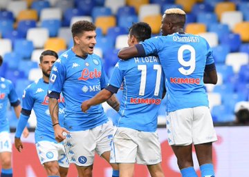 Osimhen Bags Assist In First Serie A Start In Napoli's Big Win Vs Genoa