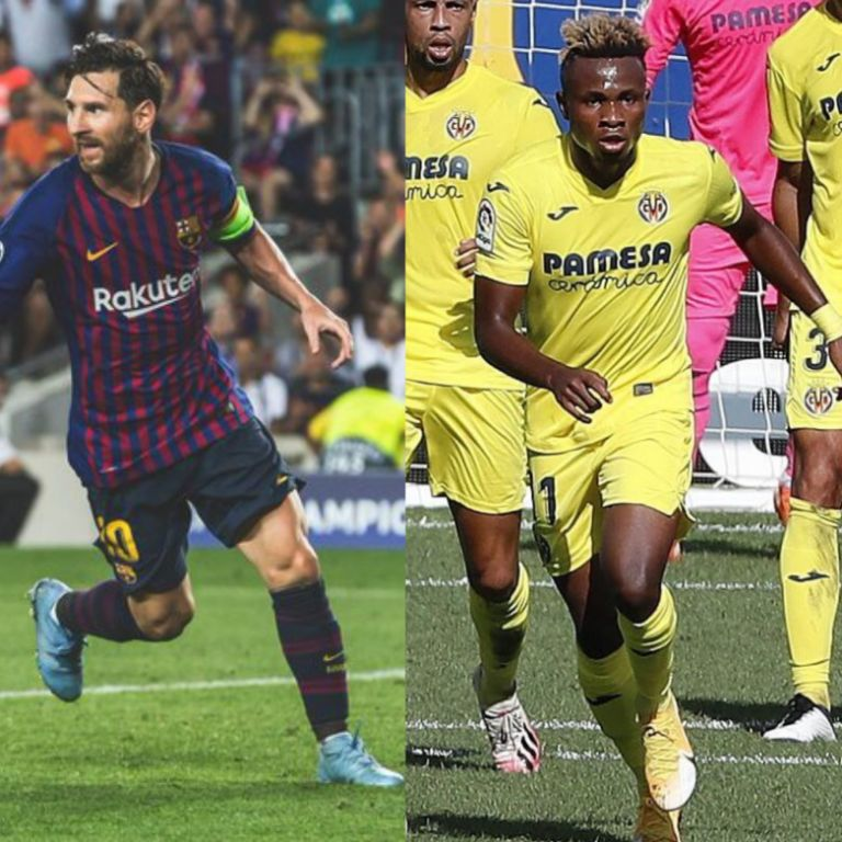 Barcelona Vs Villarreal: Emery Tasks Chukwueze & Co – 'Get Surprise Result At Camp Nou'