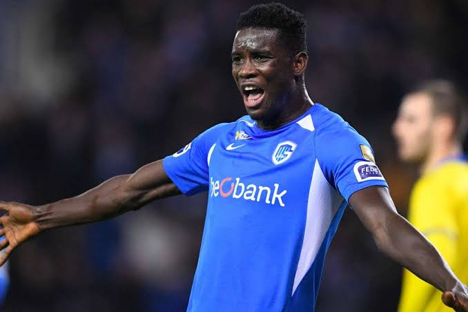 Onuachu Named Player Of The Month In Belgium