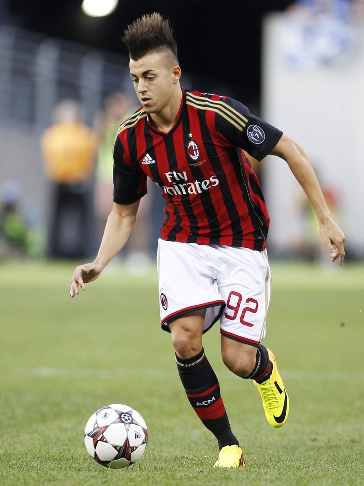 Arsenal In Talks With Ex-AC Milan Star El Shaarawy Over Loan Move