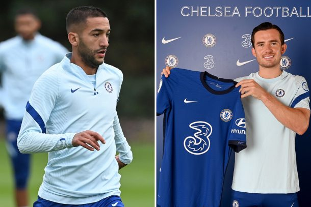 Ziyech, Chilwell Out Of Chelsea vs Brighton EPL Opener With Injuries