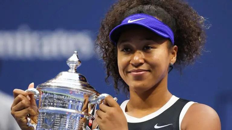 Osaka Defeats Azarenka To Win Second US Open Title