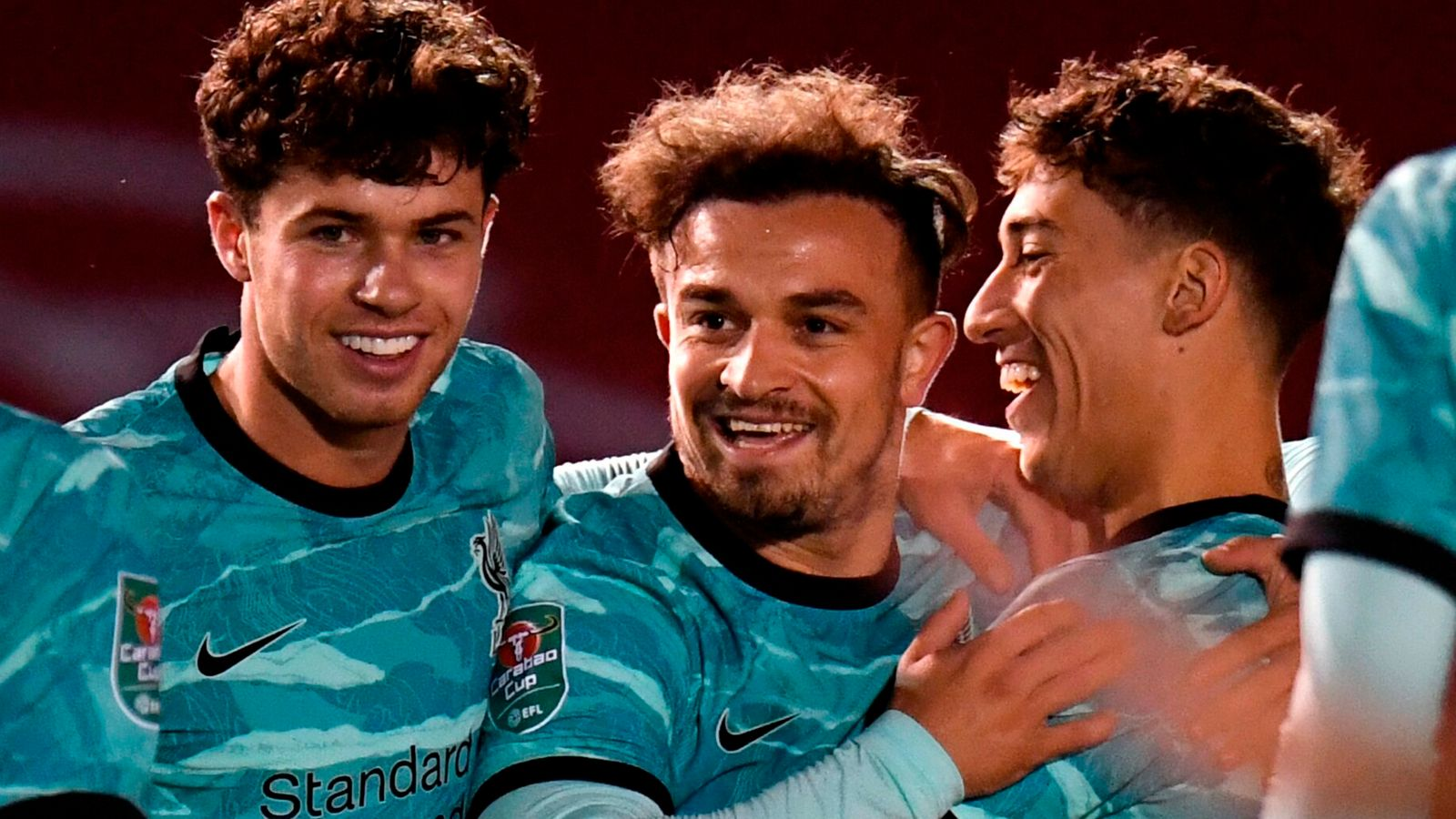 Carabao Cup: Liverpool, Man City, Aston Villa Cruise Into Fourth Round
