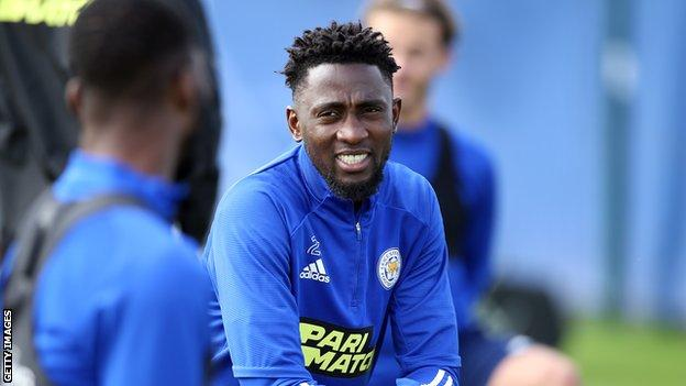 Rodgers: Ndidi's Return Will Make Leicester Squad Better