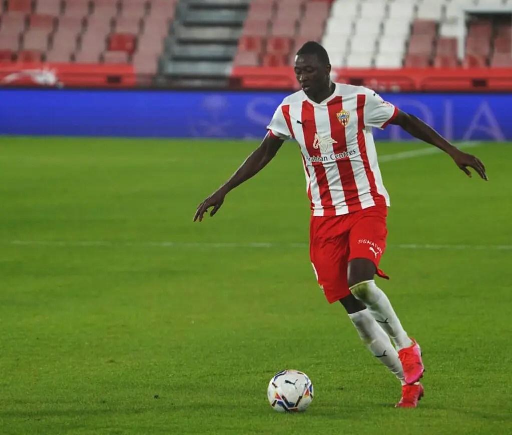 Spanish Segunda: Sadiq Scores First Goal for Almeria In Home Draw