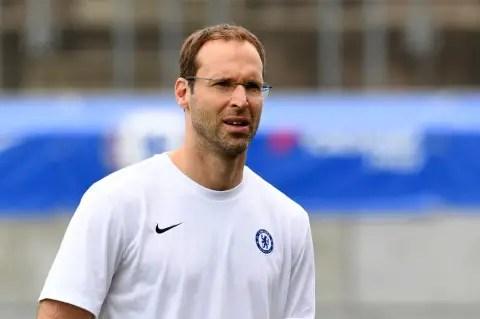 Cech Makes Chelsea's Premier League Squad