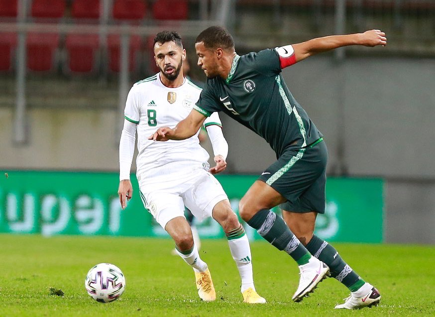 Troost-Ekong, Kalu Out Of Nigeria vs Tunisia Friendly