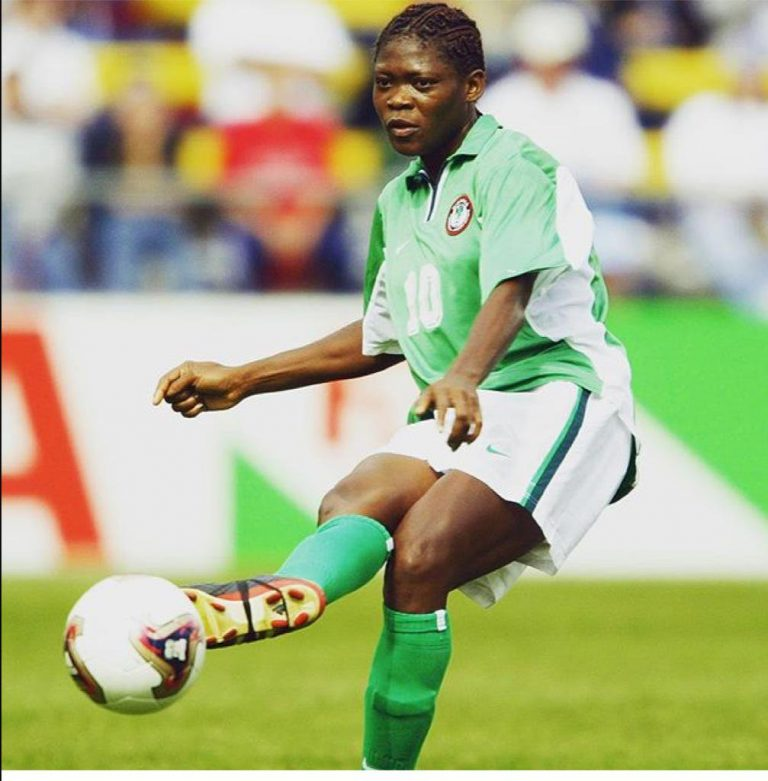 Akide-Udoh: Why Super Falcons Dominated African Women's Football For Long