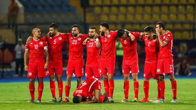Tunisia Unveil Squad For Super Eagles Friendly