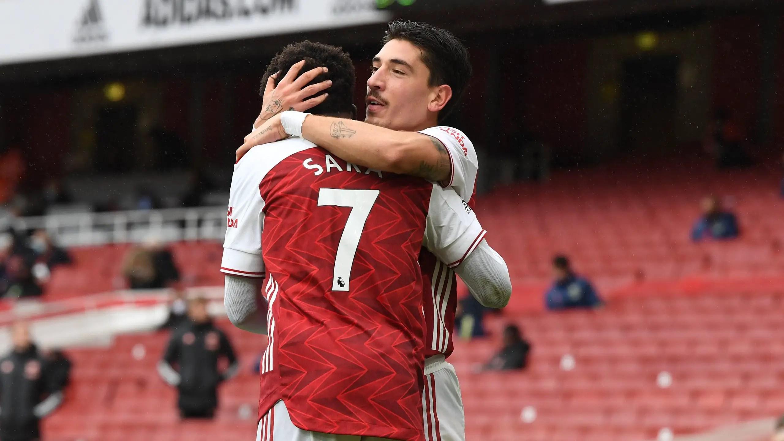 Arsenal Goalie Leno: Saka Will Be World Class Player