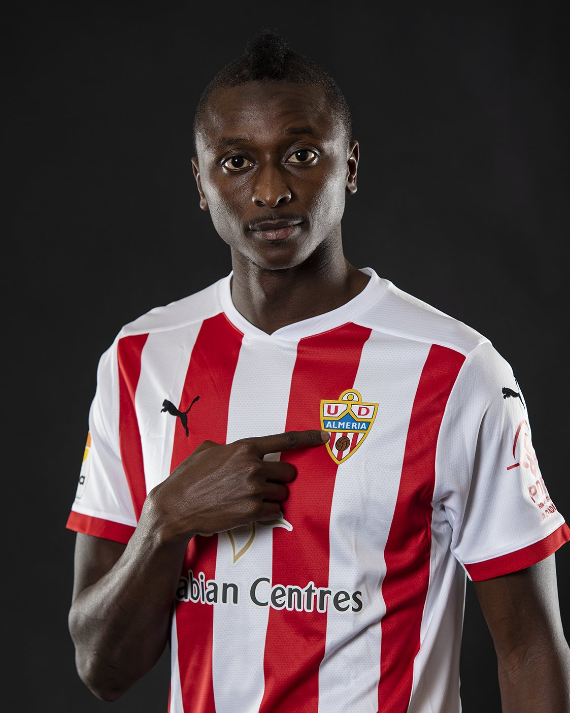 Sadiq: Why It Wasn't Difficult For Me To Join Almeria