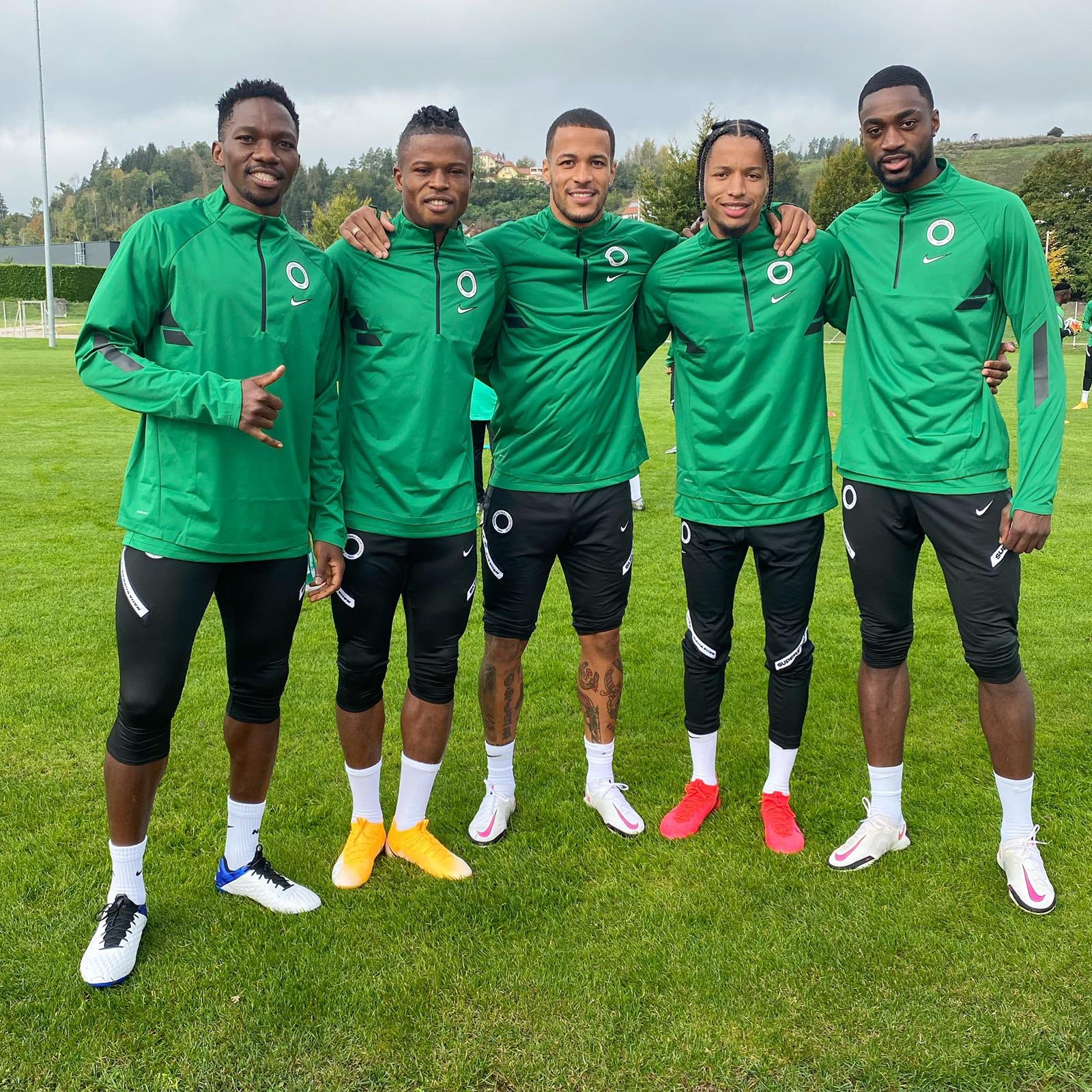 Troost-Ekong: We Want To Win 2021 AFCON In Cameroon