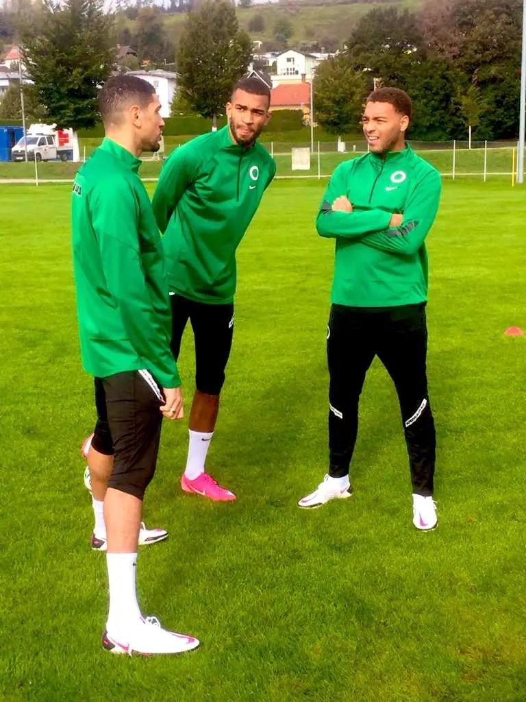 Akpoguma May Make Super Eagles Debut In Friendly Vs Algeria