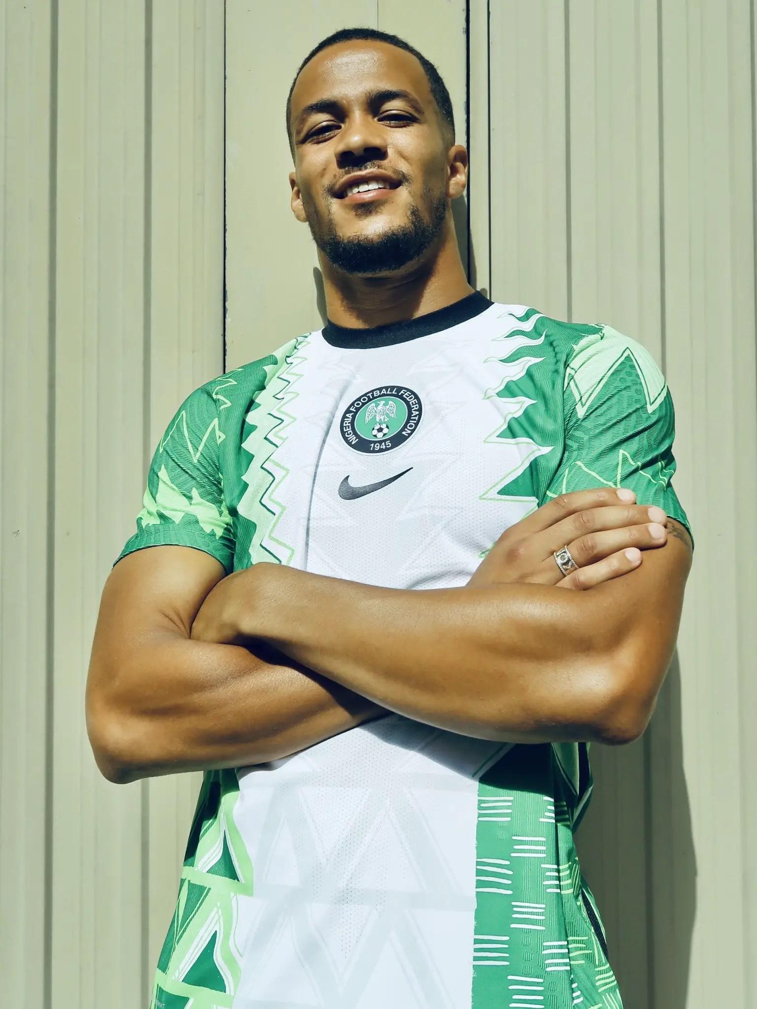 Troost-Ekong Wants  Return To Wembley Stadium