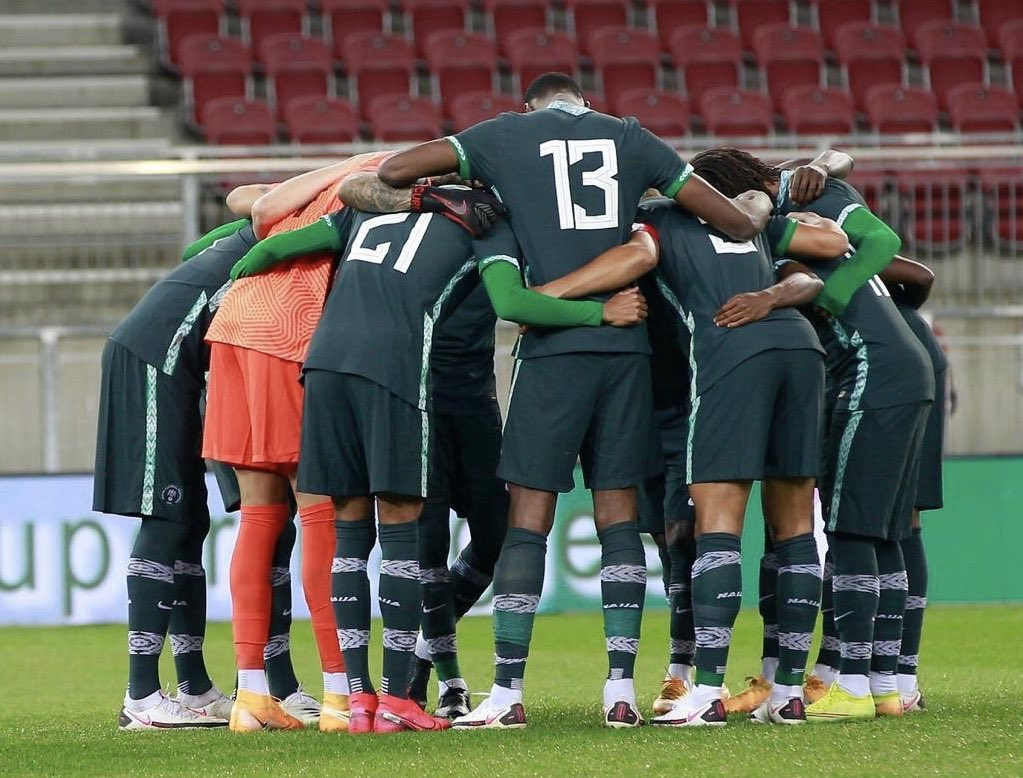 Okoye, Akpoguma, Musa,  Osimhen Start For Super Eagles  Vs Sierra Leone