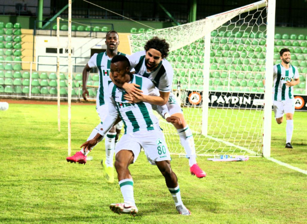 Uzodinma: 'I Want More After Scoring My First Pro Career Goal'