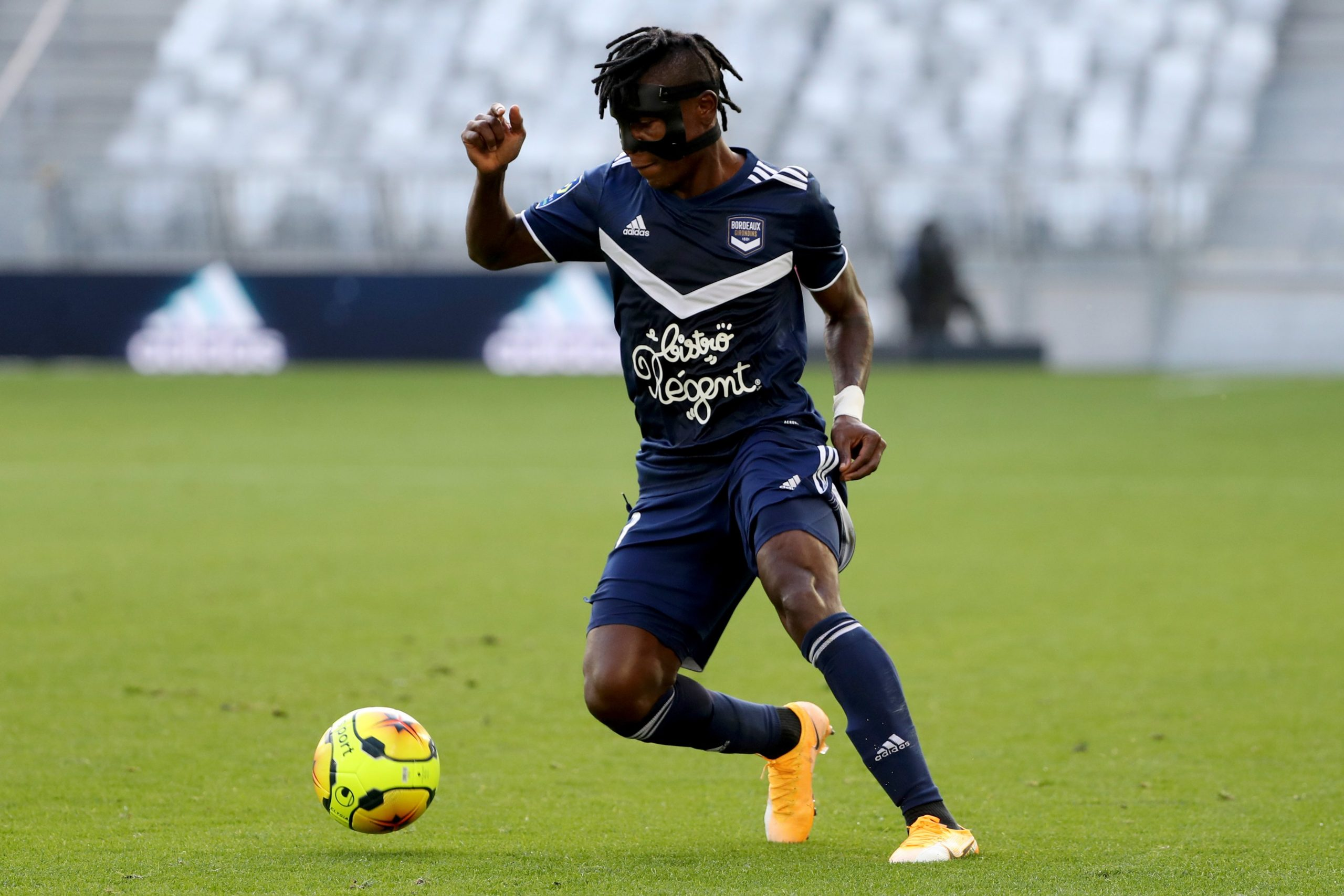 Bordeaux Confirm Kalu Suffered   Harmstring Injury On International Duty With Nigeria