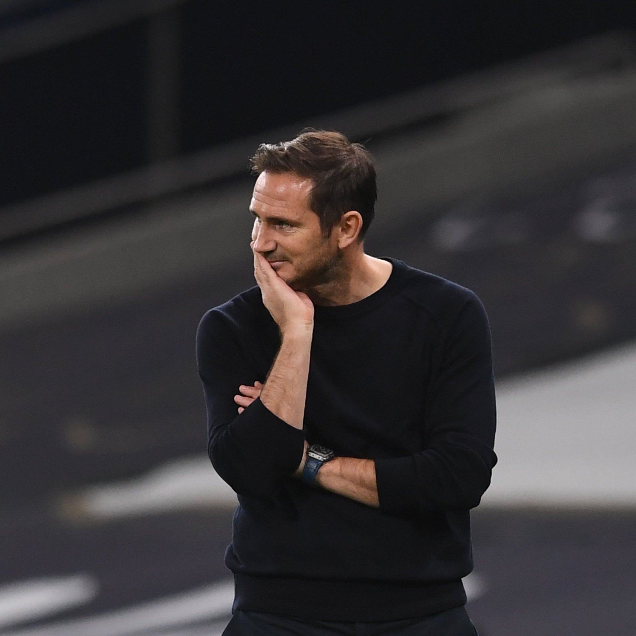 Lampard Unhappy With Chelsea's Goalkeeper Errors