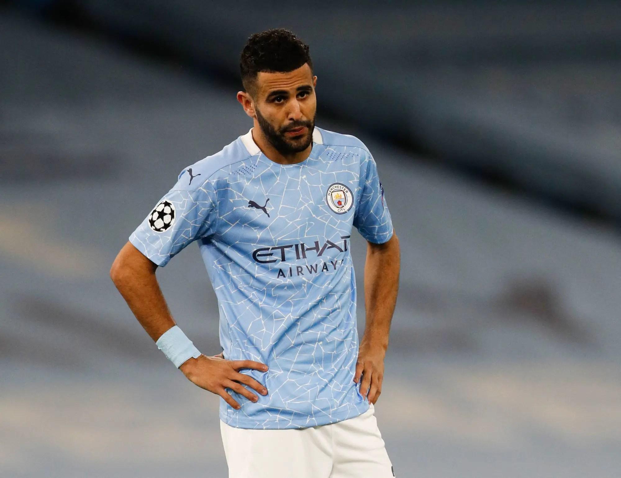 Mahrez Not Interested In PSG Move