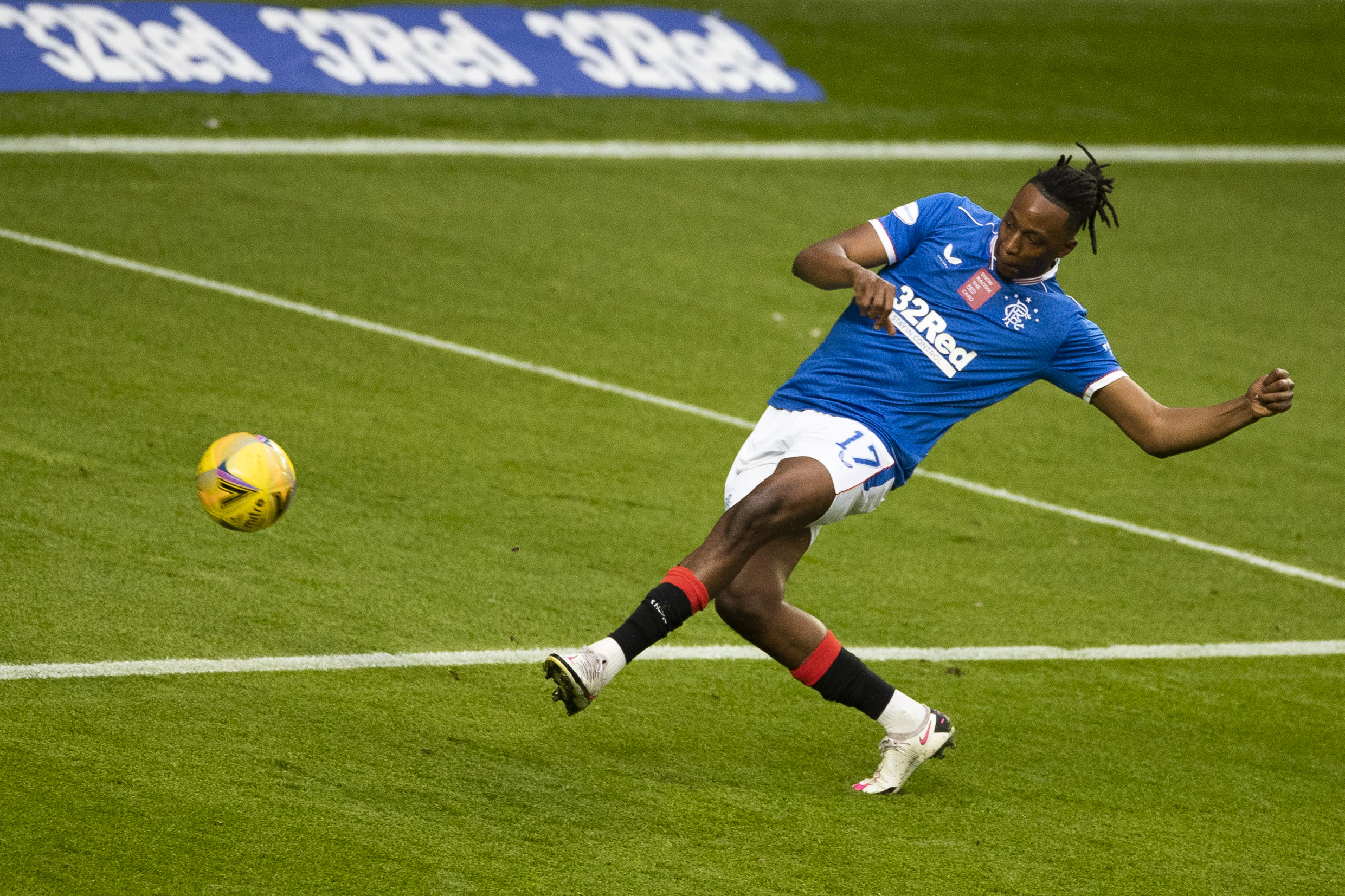 'We Want To Be A Bit More Aggressive'- Gerrard Explains Reason For Starting Aribo In Kilmarnock's Win