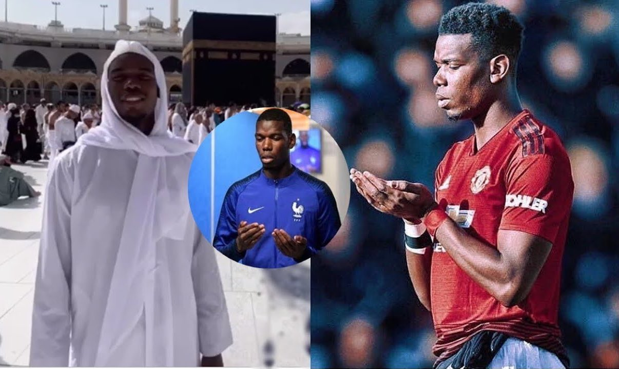 Pogba Quits Playing For France After President's Remarks On Islam