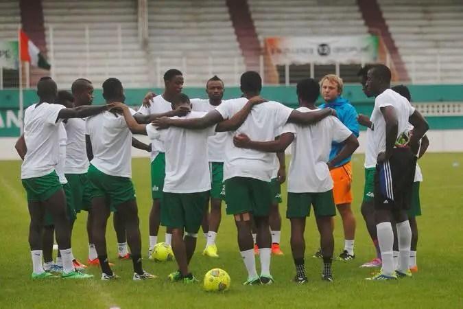 Sierra Leone Start Preparation For Super Eagles Clash