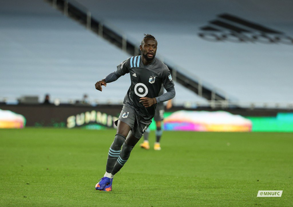 Leone Stars Forward Kamara Ready For Eagles, Set For U-Turn On Future