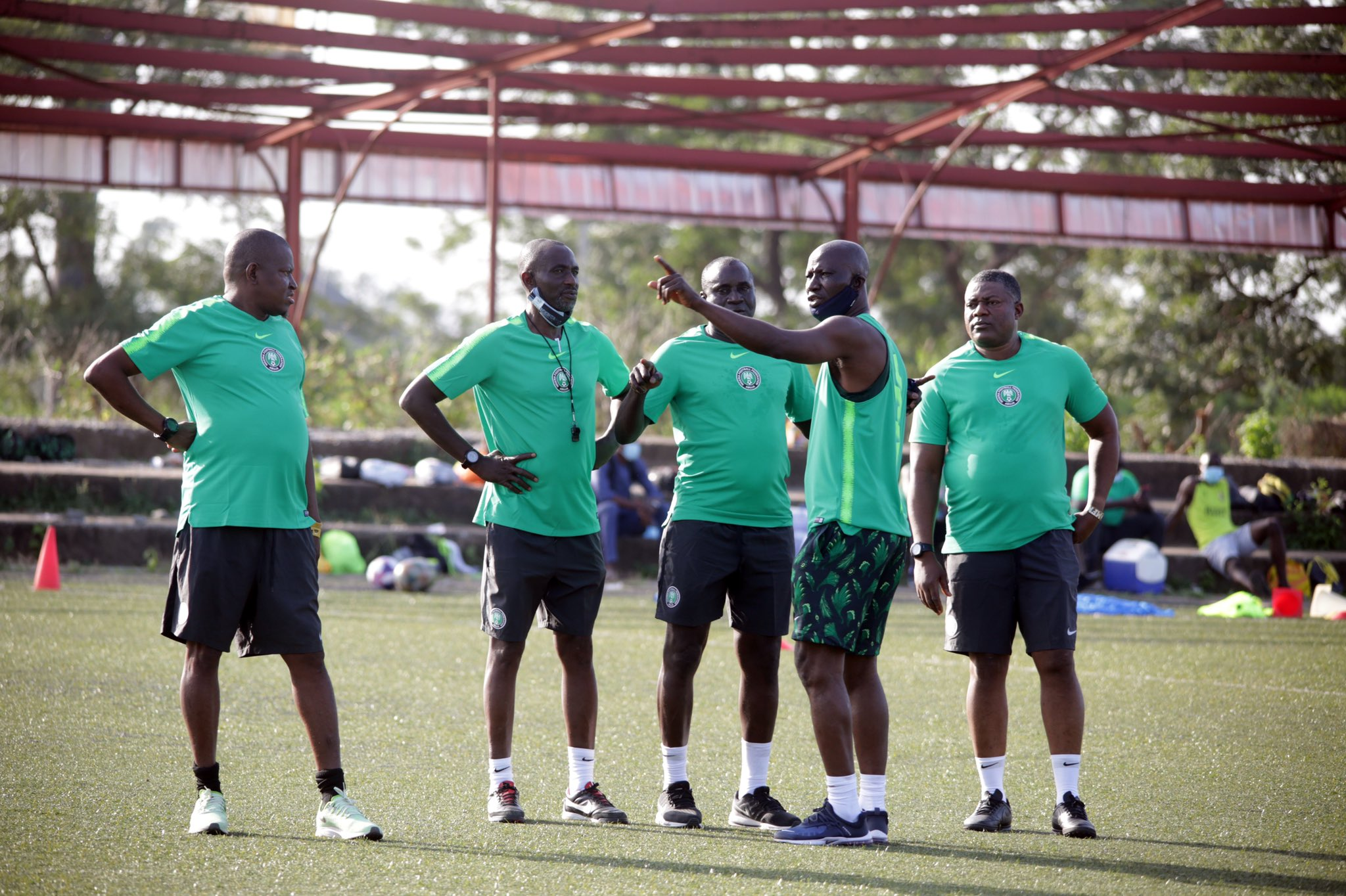 Flying Eagles Start Preparations  For WAFU Nations Cup