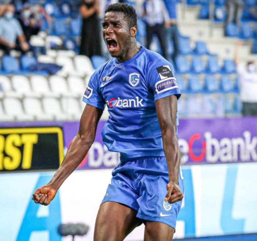 Onuachu Targets 9th Goal In 10 Belgian Pro-League Games