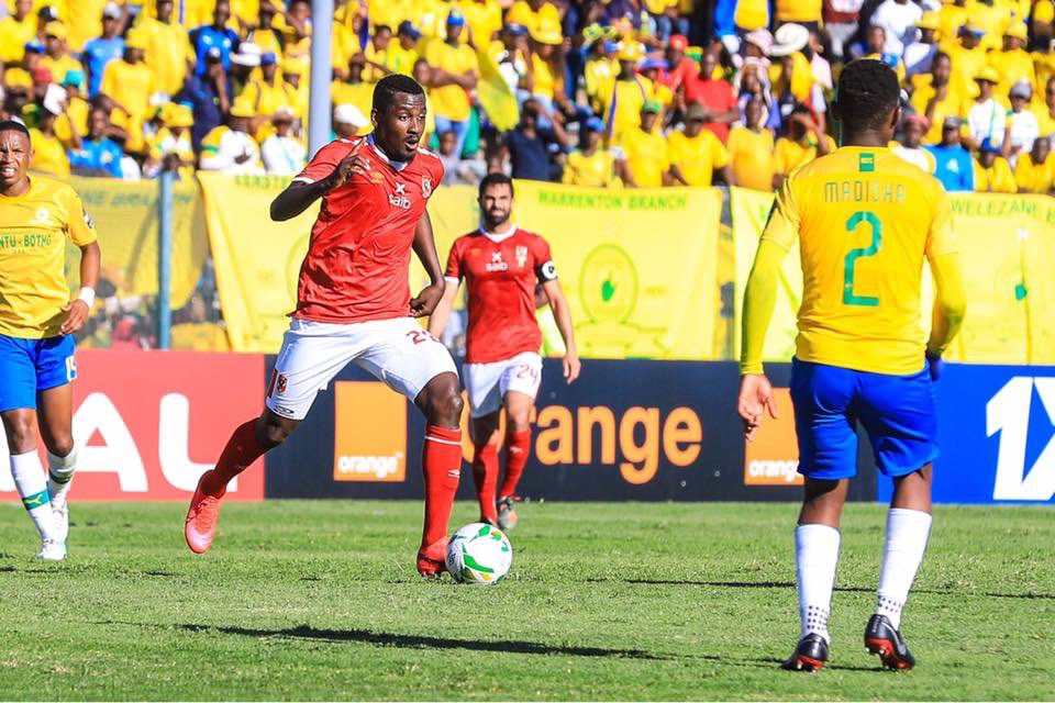 Amuneke: Al Ahly Forward Ajayi Deserves A  Spot  In Super Eagles