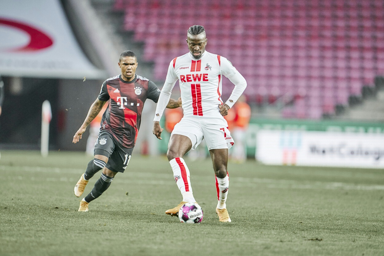Bundesliga: Arokodare Subbed On, Ehizibue Benched In Cologne's Home Defeat To Bayern