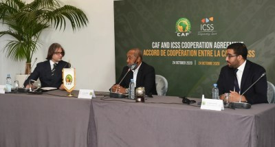 icss-international-center-for-sport-security-caf-ahmad-ahmad-massimiliano-montanari-mohammed-hanzab