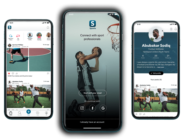 The App That Connects Talent To Scouts, Clubs And Fans