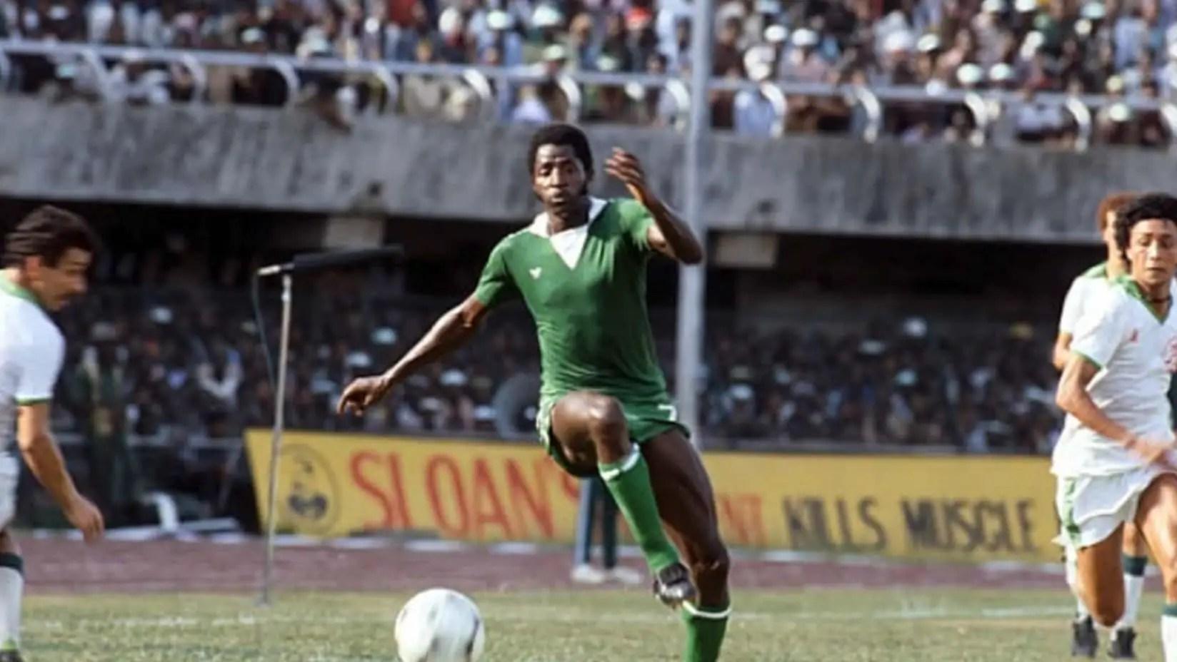 International Friendly: FIVE Memorable Super Eagles Games Vs Algeria