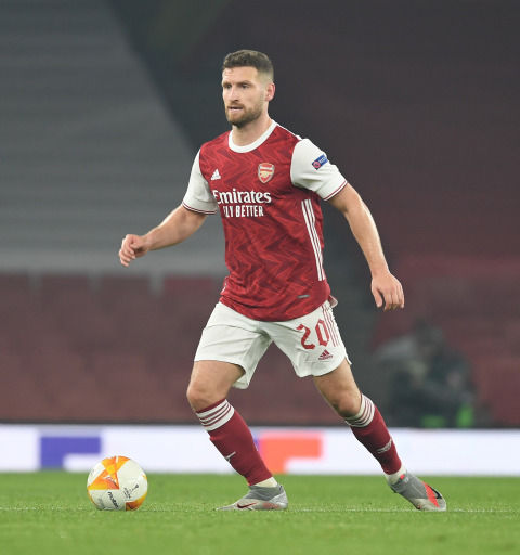 Arsenal's Mustafi Linked With Shock Move To Barcelona