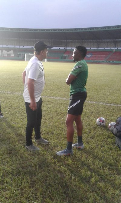 Rohr Coy On Clubless Musa Invitation For Benin, Lesotho Games