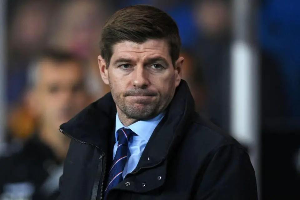 Europa League: Rangers Boss Gerrard Warns Aribo, Balogun, Teammates Ahead Benfica Tie