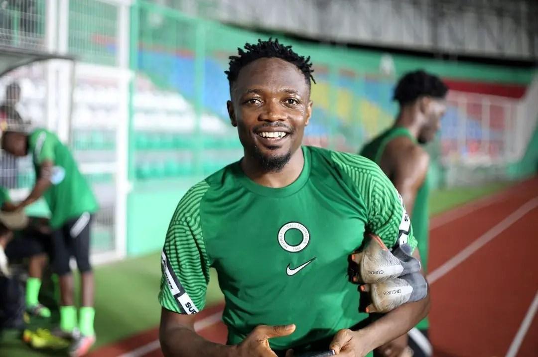 Musa:  Super Eagles In Perfect Shape For Sierra Leone Clash
