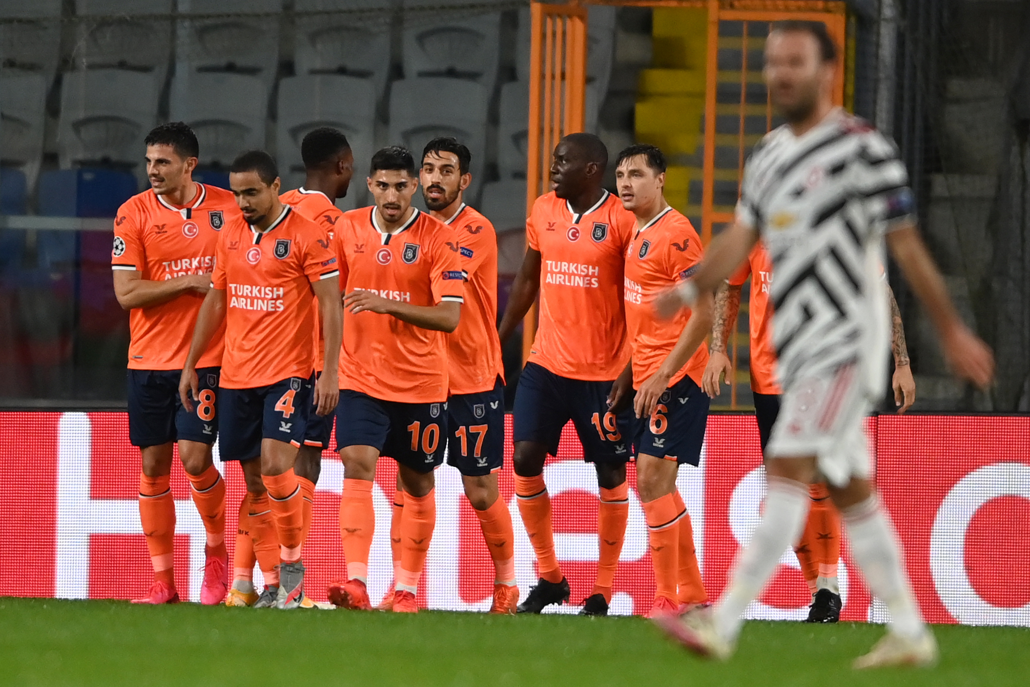 Champions League: Ighalo Benched In Man United's Away Defeat To Istanbul Basaksehir