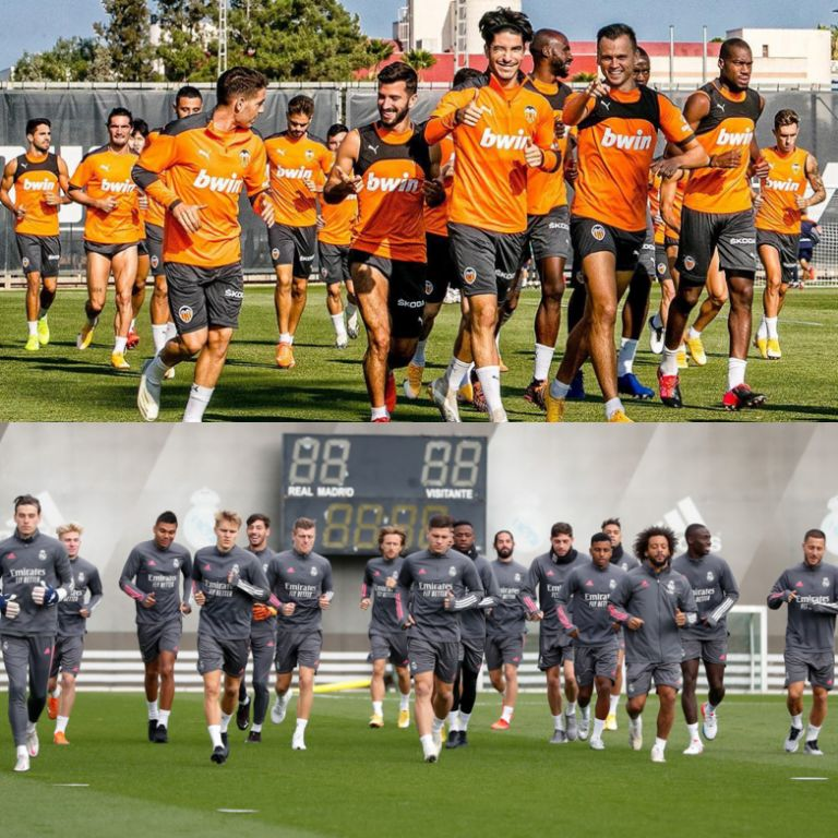 Valencia Vs Real Madrid, Others Live On GOtv