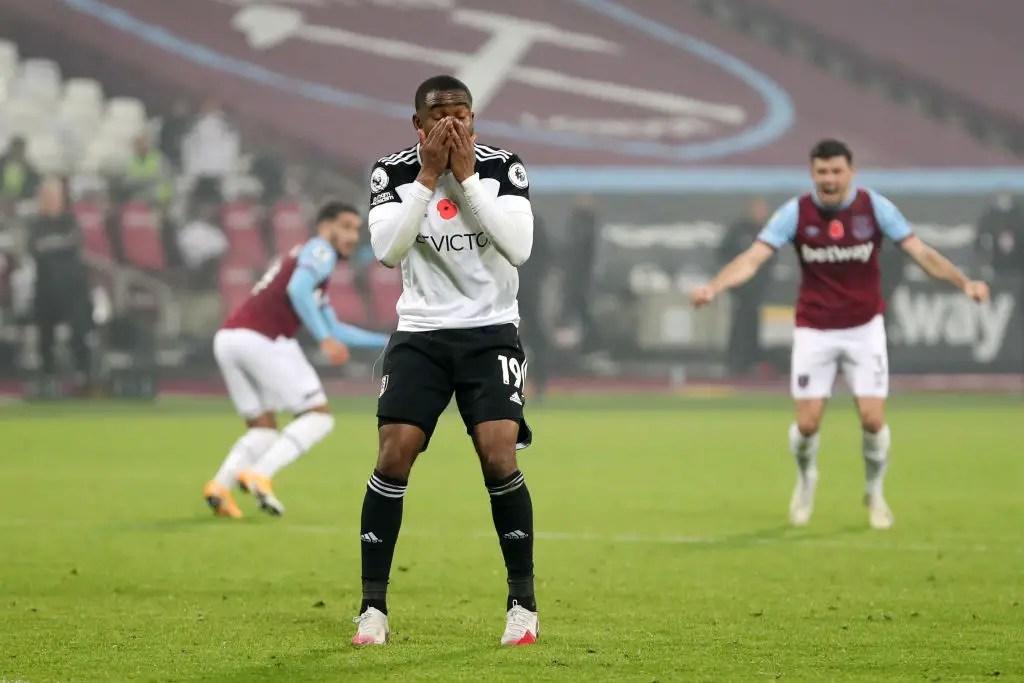 Vieira Wants Lookman On Loan At Crystal Palace