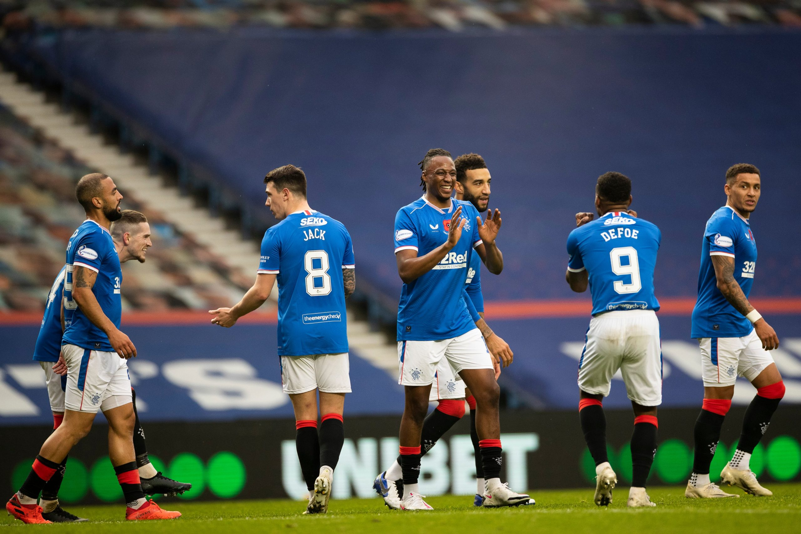 Scotland: Aribo Bags Brace As Rangers Thrash Hamilton Academical To Show Title Credentials