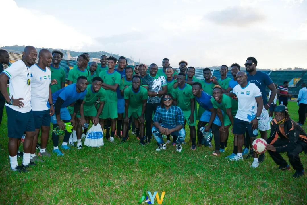 Sierra Leone Coach Keister Unveils 23-man Squad For Double-Header Vs Nigeria