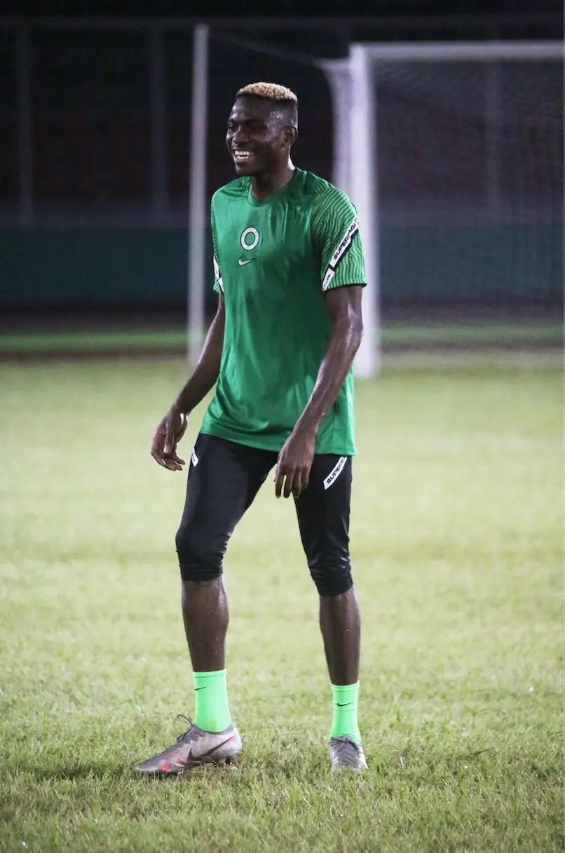 Sierra Leone Coach Keister: We Must Stop Iwobi, Osimhen