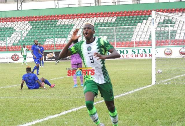 2022 WCQ: Osimhen, Iheanacho To Lead Super Eagles Attack Vs Liberia