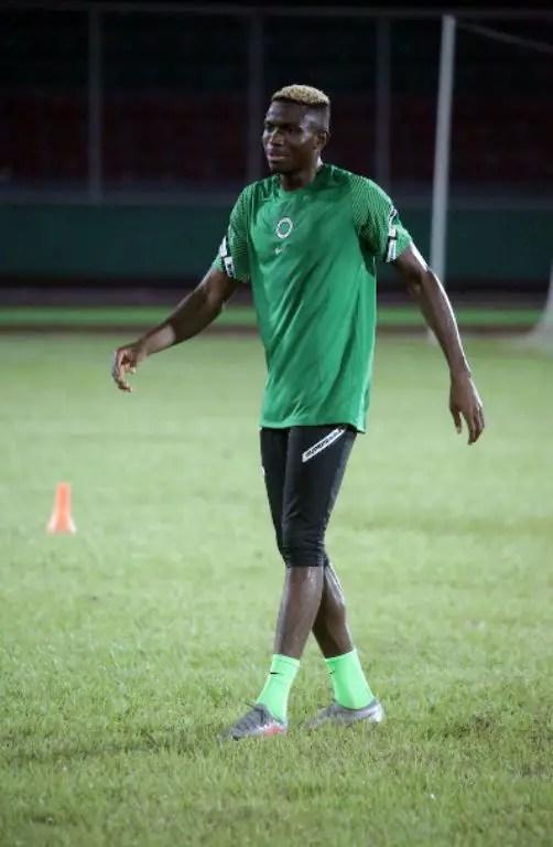 Amokachi Backs Osimhen To Surpass Yekini's Super Eagles Achievement