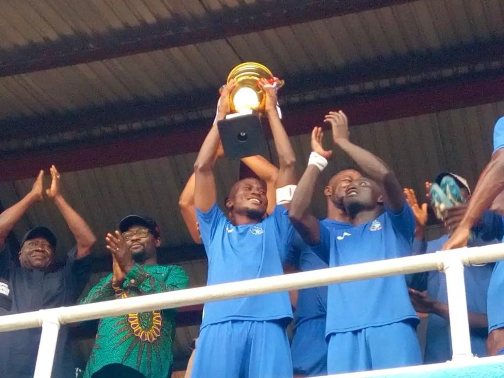 Enyimba Edge Abia Warriors To LiftGov. Ikpeazu Preseason Cup