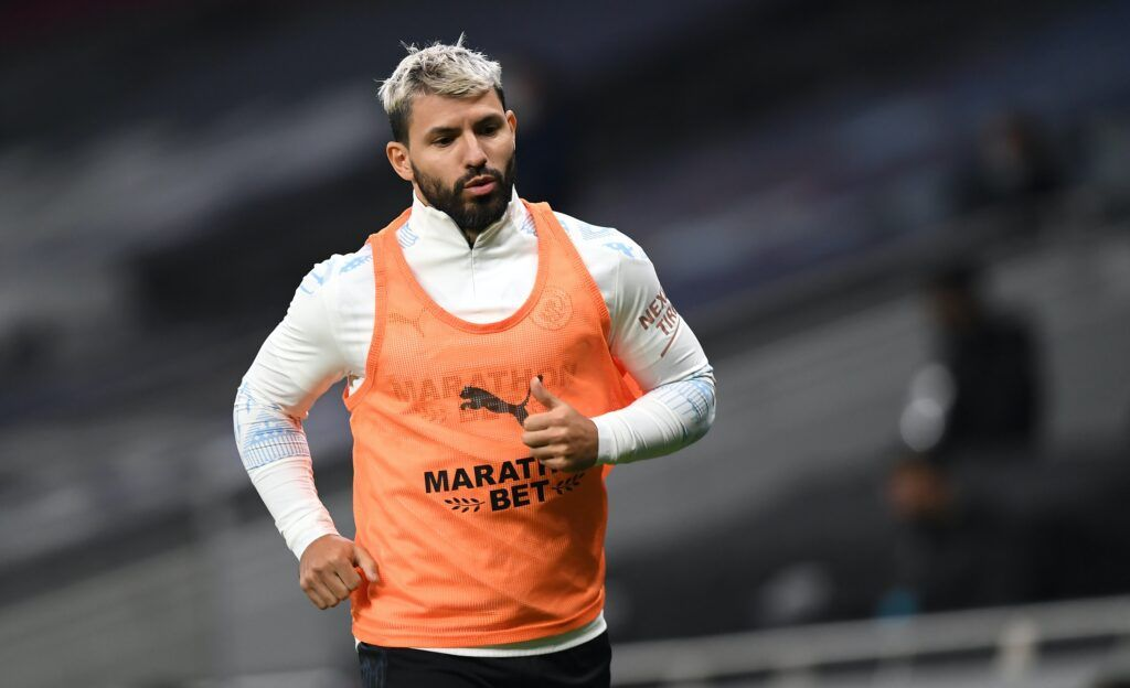 Barca Presidential Candidate Laporta Wants Aguero At Camp Nou